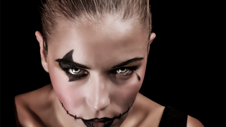 Halloween make-up: how to?