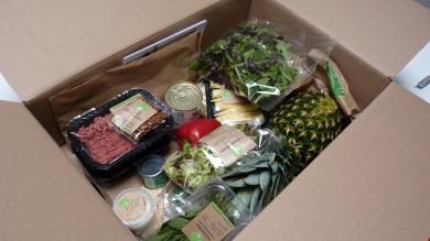 Voedselbox van HelloFresh getest