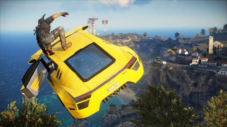 Just Cause 3 Review