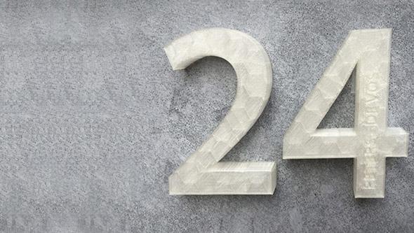 3d huisnummer