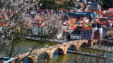 Top 5 lentebestemmingen in Europa