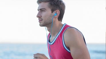 Muziek tijdens sporten: goed of slecht?