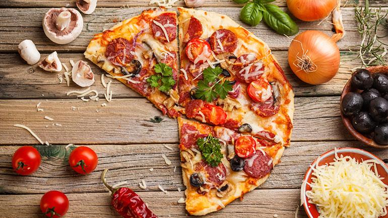 Pizza-Hut Antwerpen