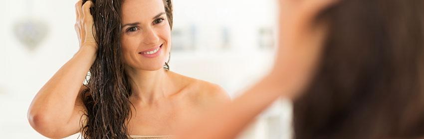 Summerproof-body.Haarverzorging