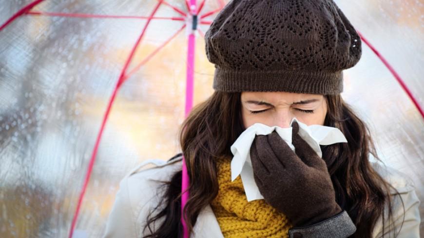 Een verkoudheid voorkomen met enkele tips