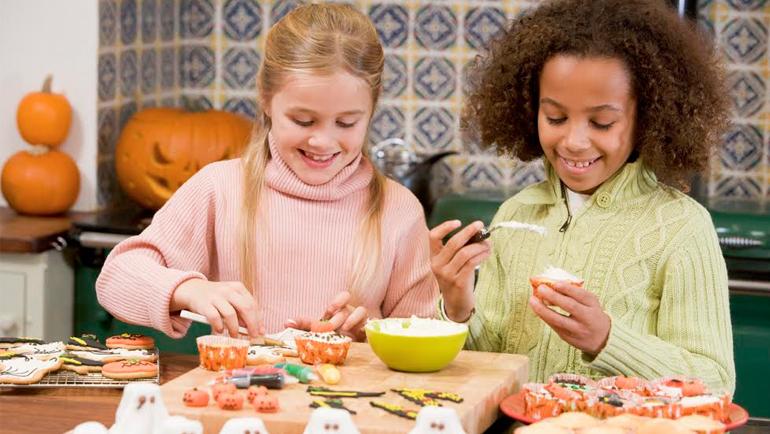 Koekjes bakken met kids