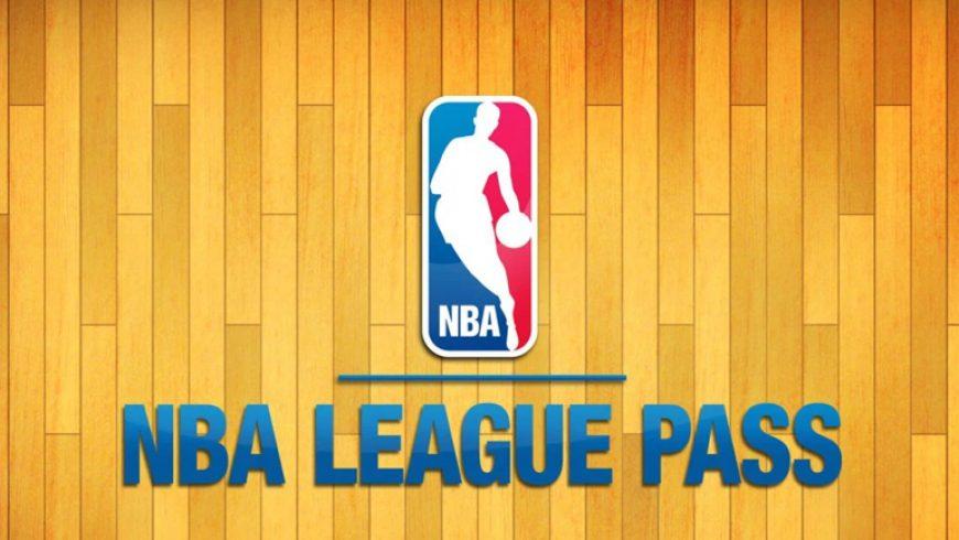 NBA League pass België