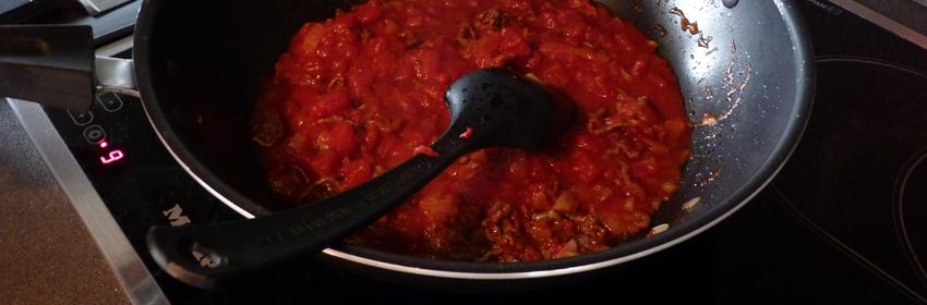 recept spaghetti