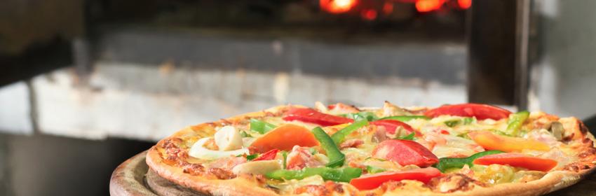zelf pizza maken toppings