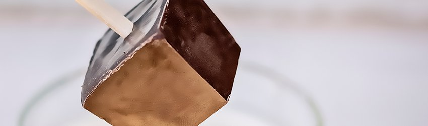 chocolade op stok