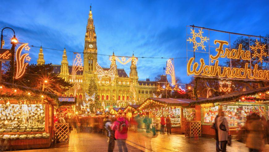 Top 5 kerststeden van Europa