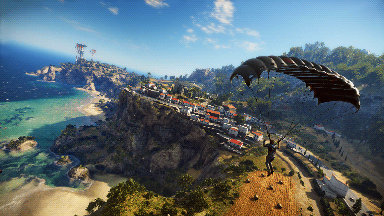 Just Cause 3 Release