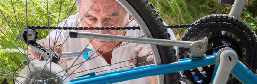 fiets kuisen