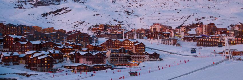 skigebieden europa les trois vallées