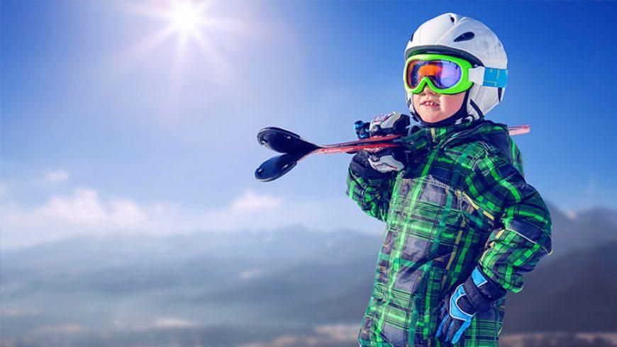 Skivakantie met kinderen