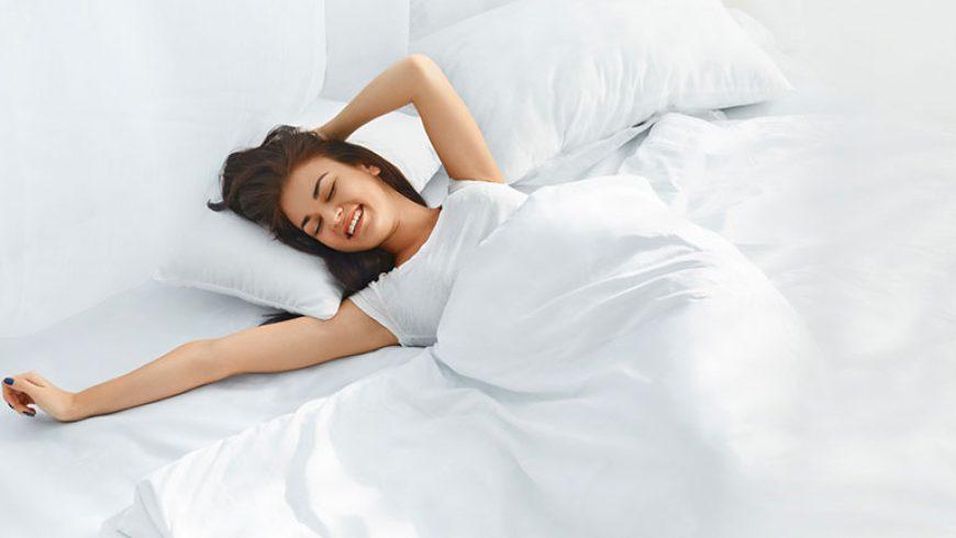 Een goede nachtrust: tips