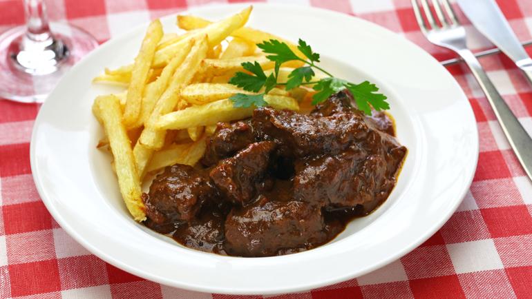 Stoofvlees recept op grootmoeders wijze