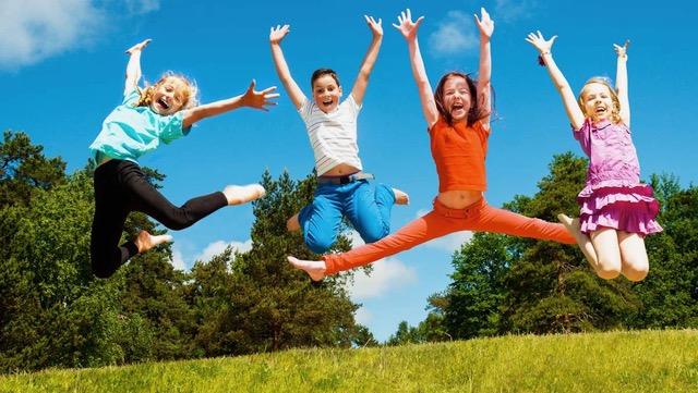 Buitenspeelspelletjes voor kids: een top 5!
