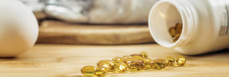 Supplementen vitamine D tekort
