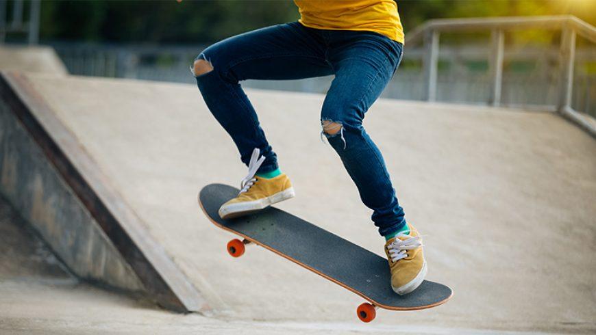 Leren skateboarden: 3 tips voor beginners