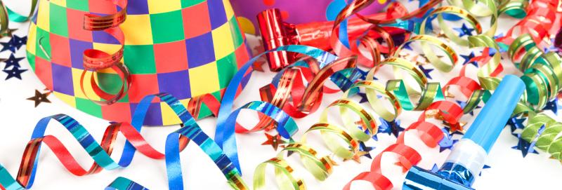 Decoratie feestje organiseren