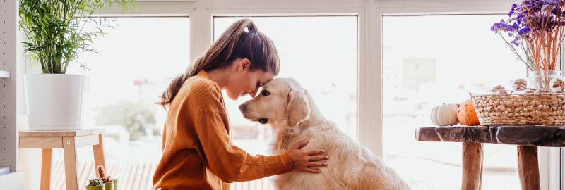 mentale gezondheid huisdier verzorgen