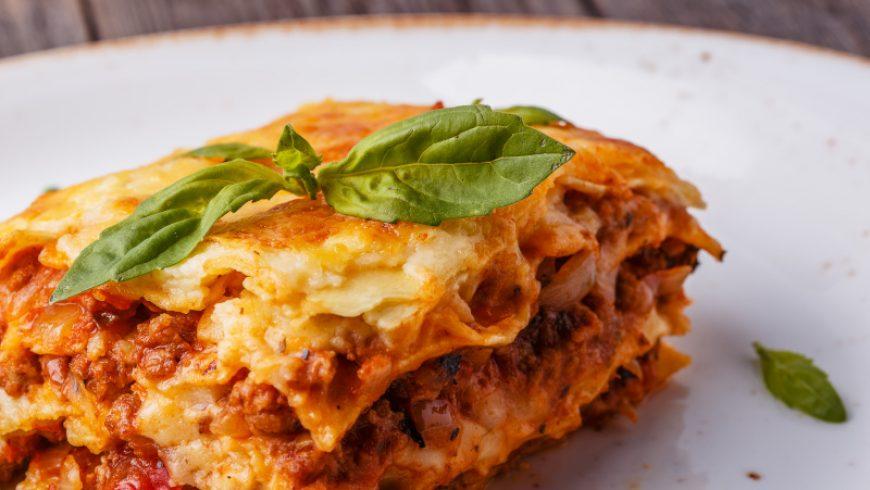 Lasagne recept met groenten om van te smullen