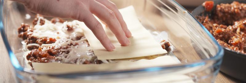 Ovenschotel lasagne recept met groenten