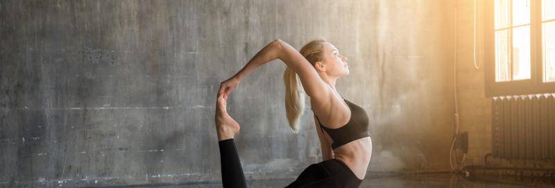 Lenigheid voordelen yoga