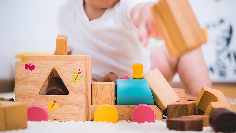 Duurzaam speelgoed, een bewuste keuze