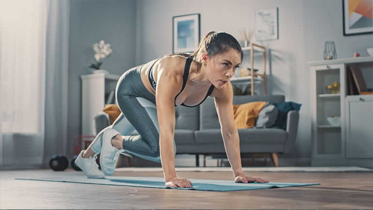 How to: thuis sporten