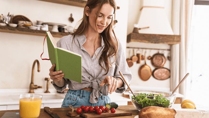 How to: vegetarisch eten